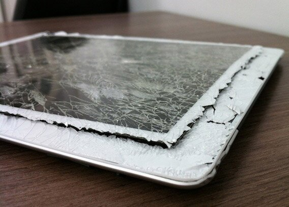 Ремонт ipad замена стекла Профсоюзная