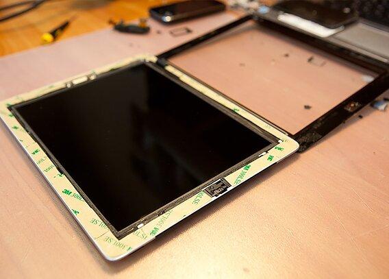 Замена стекла на планшете Профсоюзная