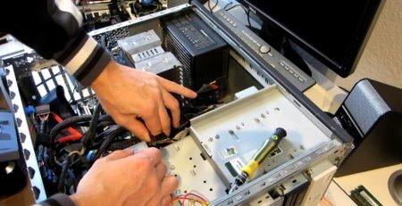 Ремонт компьютера на Профсоюзной