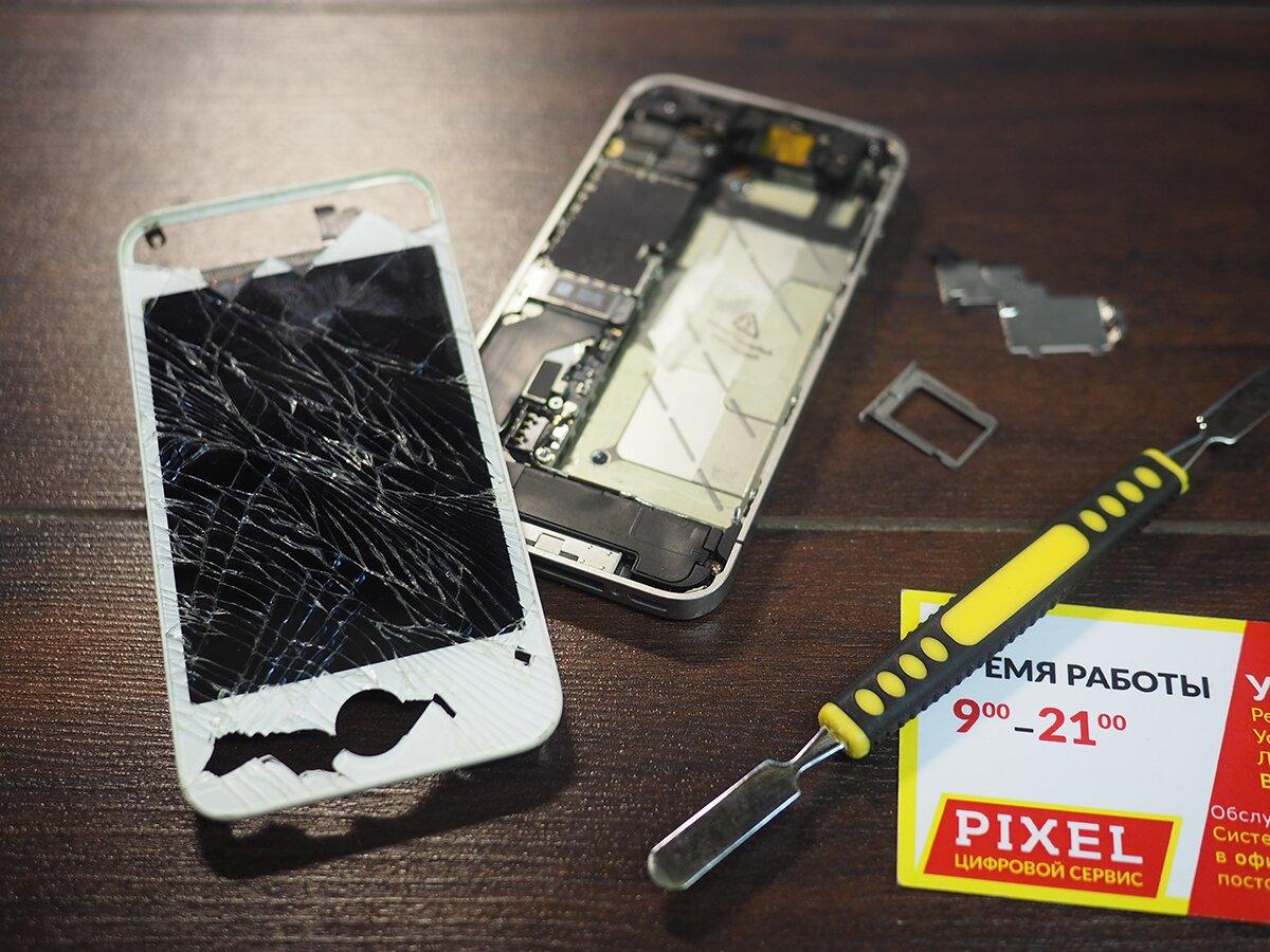 Ремонт Apple iPhone 4S в Москве м Профсоюзная Черемушки