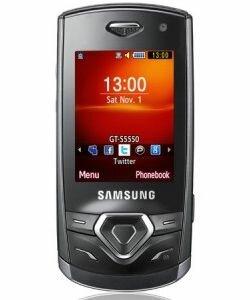Ремонт Samsung S5550 в Москве м. Профсоюзная