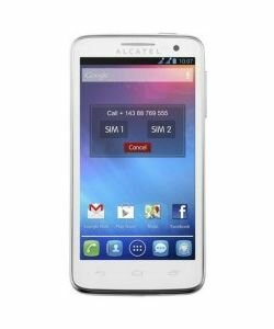 Ремонт Alcatel One Touch X'POP 5035D в Москве м. Профсоюзная