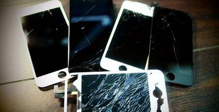 замена экрана или дисплея у айфона ihone москва