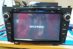Прошивка китайской магнитолы на Android