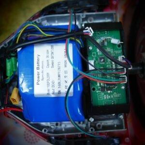 Замена аккумулятора в гироскутере причина того что он не заряжается
