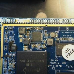 контроллер питания Active 8846QM в автомагнитоле