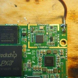 контроллер питания up6636q в автомагнитоле