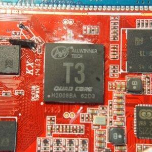 Процессор Allwinner в автомагнитоле