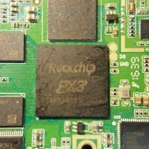Процессор Rockchip в автомагнитоле