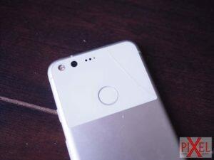 Замена заднего стекла на Google Pixel