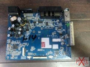китайская магнитола сажает аккумулятор платформа allwinner R16